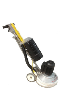 Canterbury floor polisher