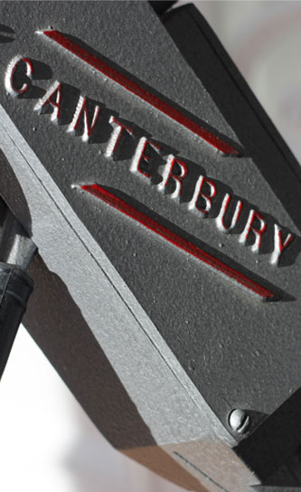 Canterbury Floor Polisher - distributors